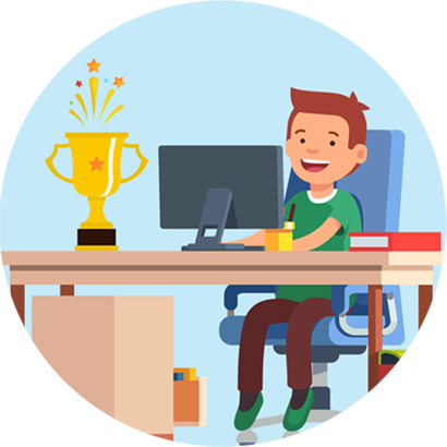 Keyboarding Online, Lessons and Games, Learn Digital Citizenship